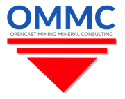 Opencast Mining Mineral Consultant Logo